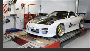 Dyno Tuning - R.E. Sinclair, Christchurch NZ